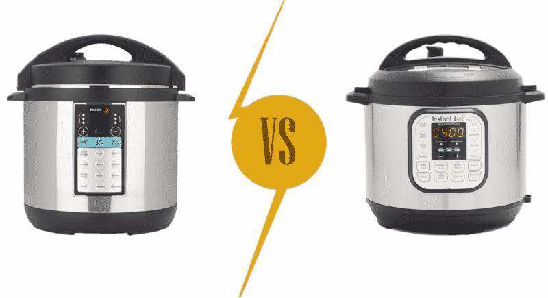 Fagor Lux vs Instant Pot Comparison