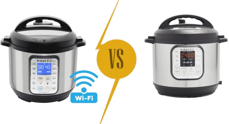 Instant Pot Smart vs Duo Comparison
