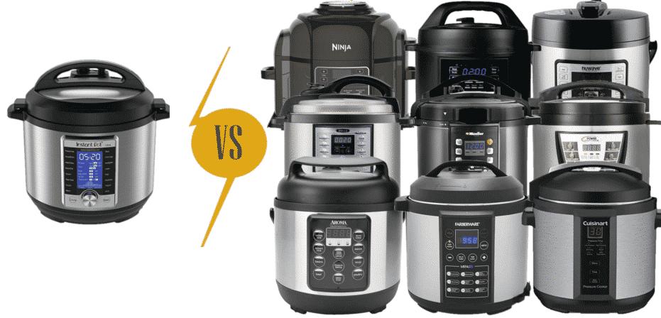 Instant Pot vs Electric Pressure Cooker