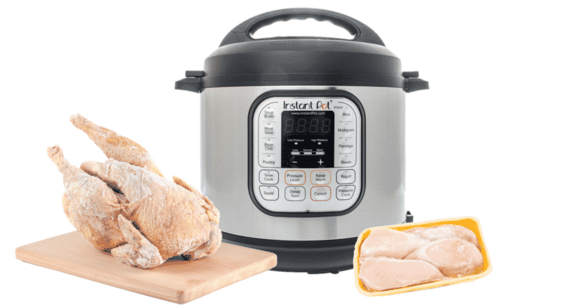 How To Defrost Chicken In Instant Pot