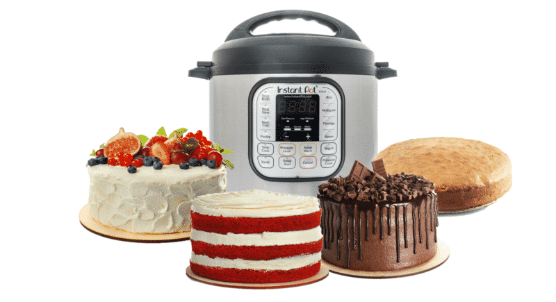 How To Make Cake In Instant Pot