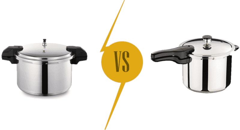 Mirro vs Presto Pressure Cooker Comparison