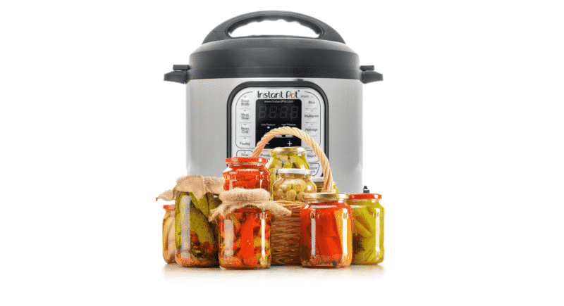 Canning In An Instant Pot. Can You? How?