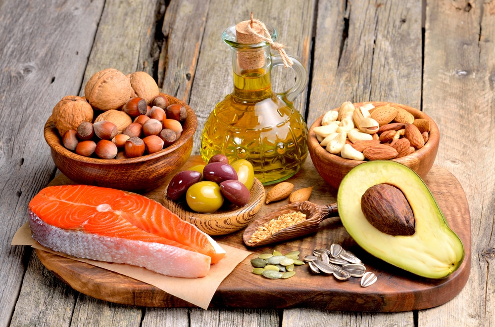 Healthy sources of fats
