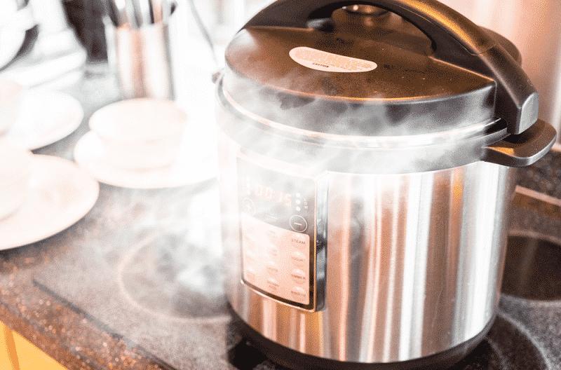 Pressure Cooker Leaking Steam. Help!