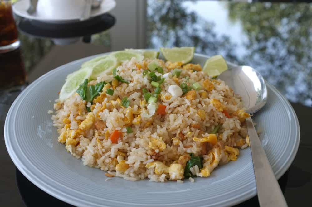 best ways to reheat fried rice
