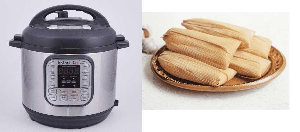 can i steam tamales in my instant pot