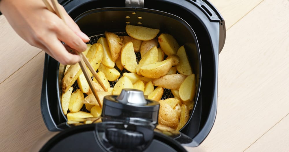 can you air fry in an instant pot