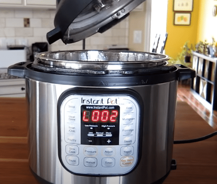 can you boil water in instant pot