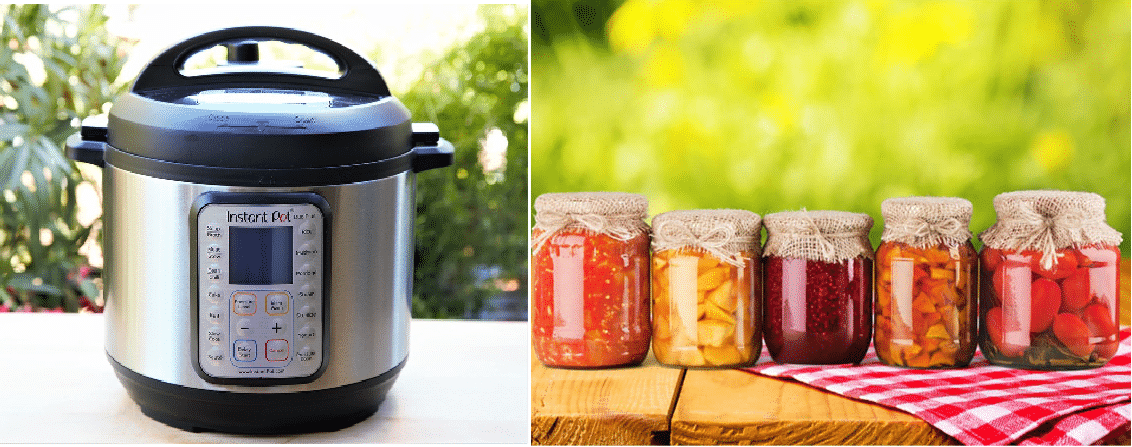 can you do canning in an instant pot