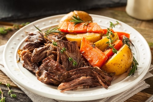 Savory Pot Roast!