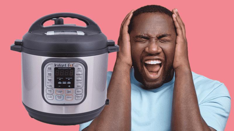 Instant Pot Won't Turn On