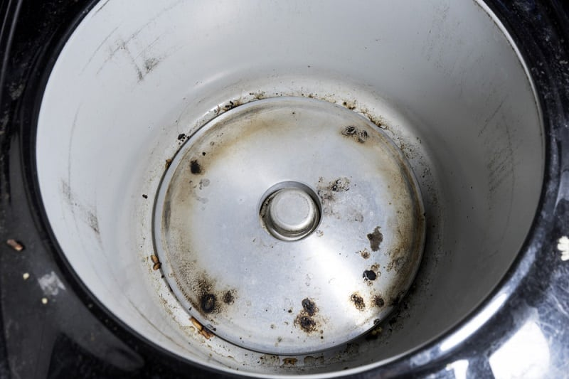 Instant Pot Heating Element Burn