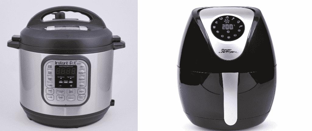 is an instant pot the same as an air fryer