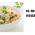 Is Rice A Vegetable? (Explained)
