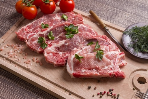 Buying Chops That are Too Thin