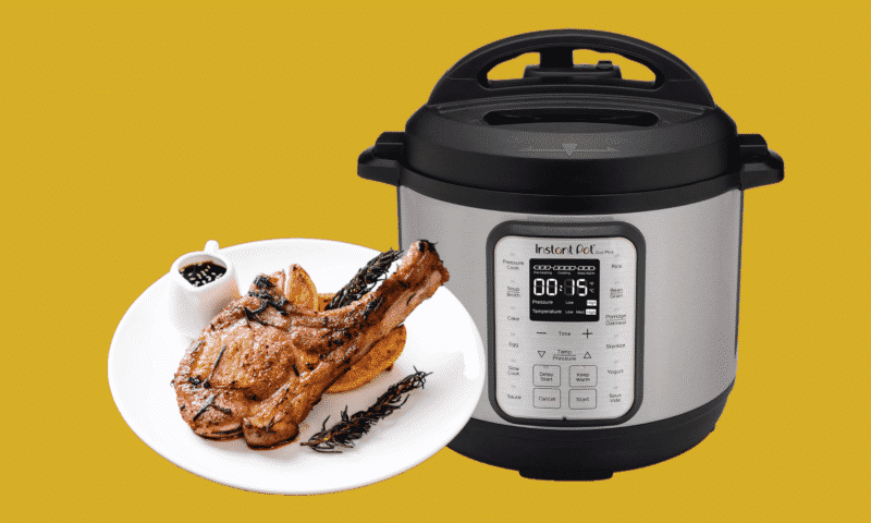 Why are my instant pot pork chops tough?