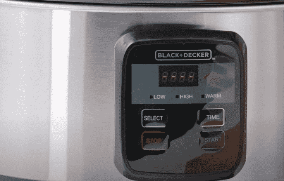 black and decker wifi slow cooker won't connect