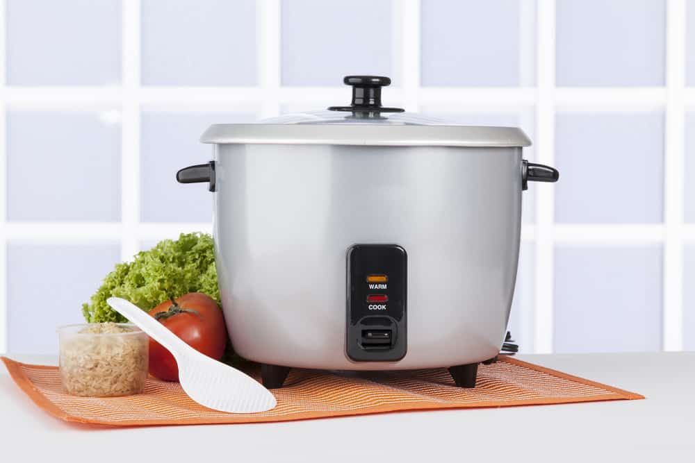can a rice cooker be used as a slow cooker