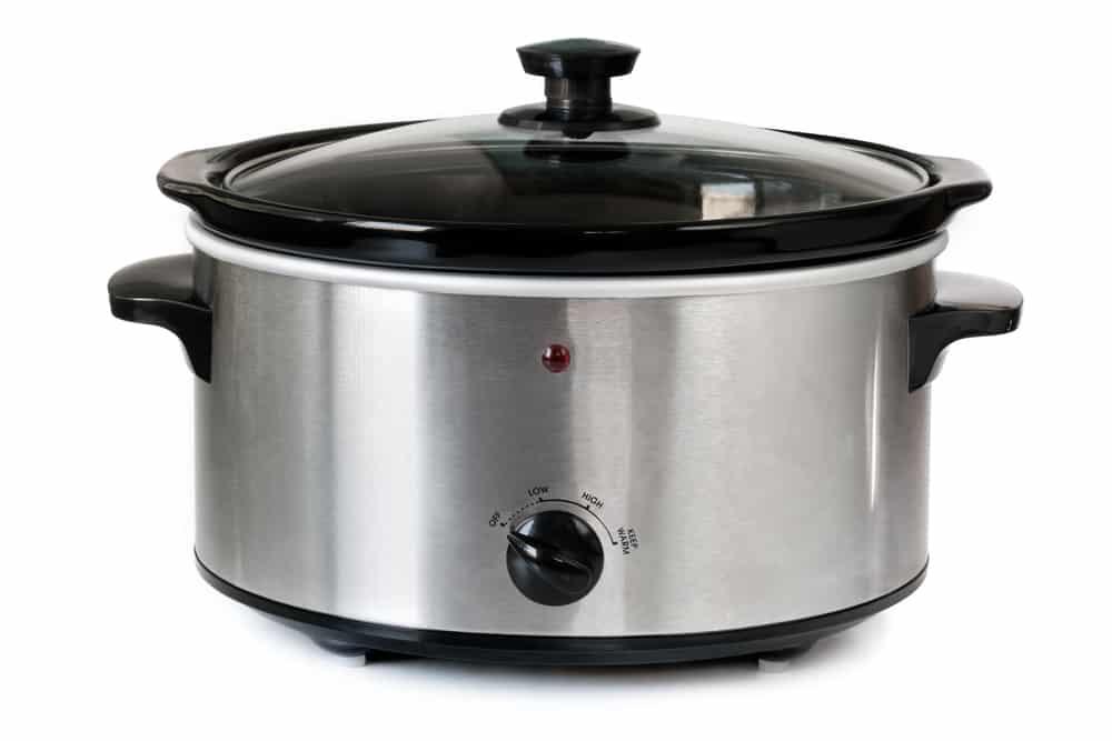 crock pot lid not tight