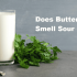 Does Buttermilk Smell Sour? (Answered)