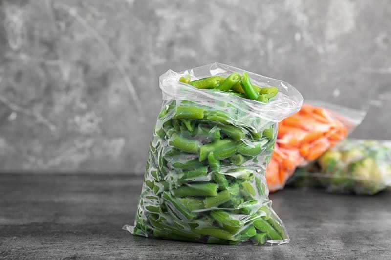 Why Do Green Beans Go Slimy In Bag?