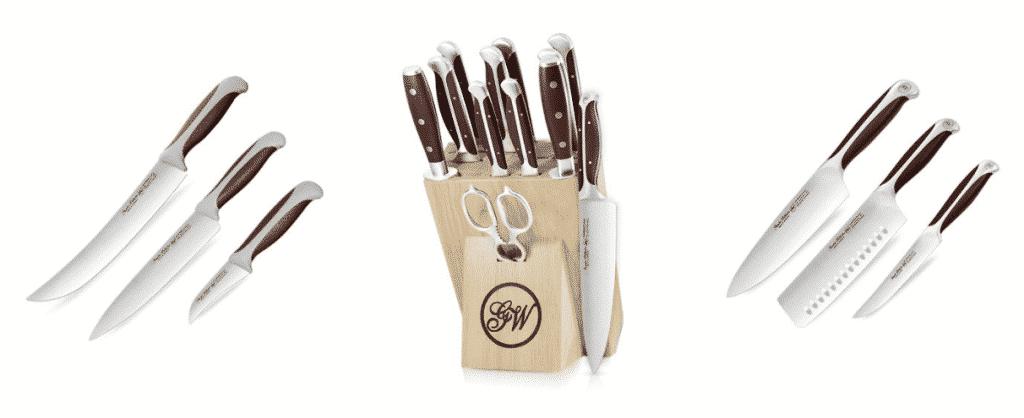 gunter wilhelm knives review
