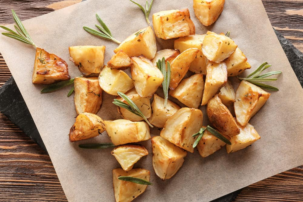 how to bake potatoes in pressure cooker