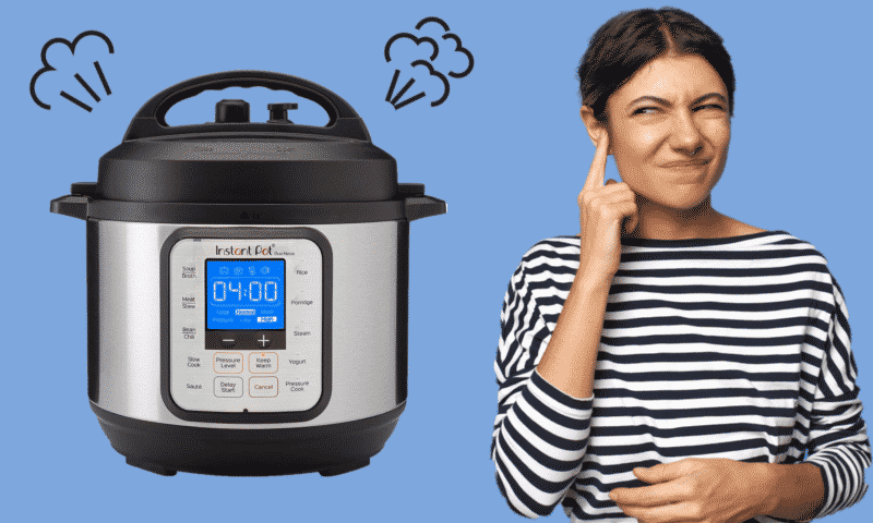 Is Instant Pot Supposed To Make Noise?