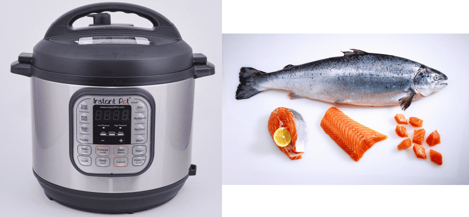 is salmon good in the instant pot