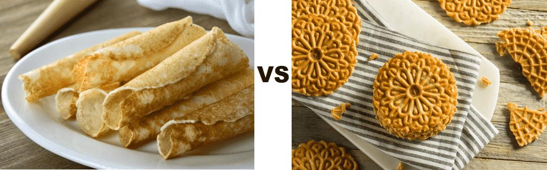 krumkake vs pizzelle