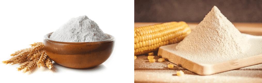 masa harina vs harina de maiz