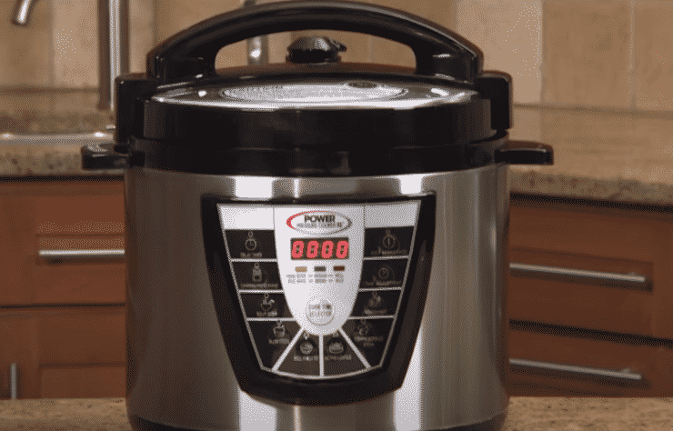power pressure cooker xl lid error