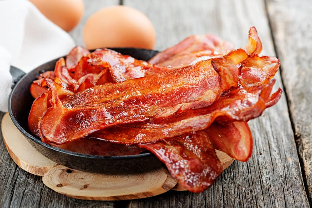 precooked bacon vs regular bacon