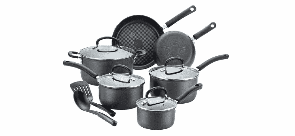 restore hard anodized cookware