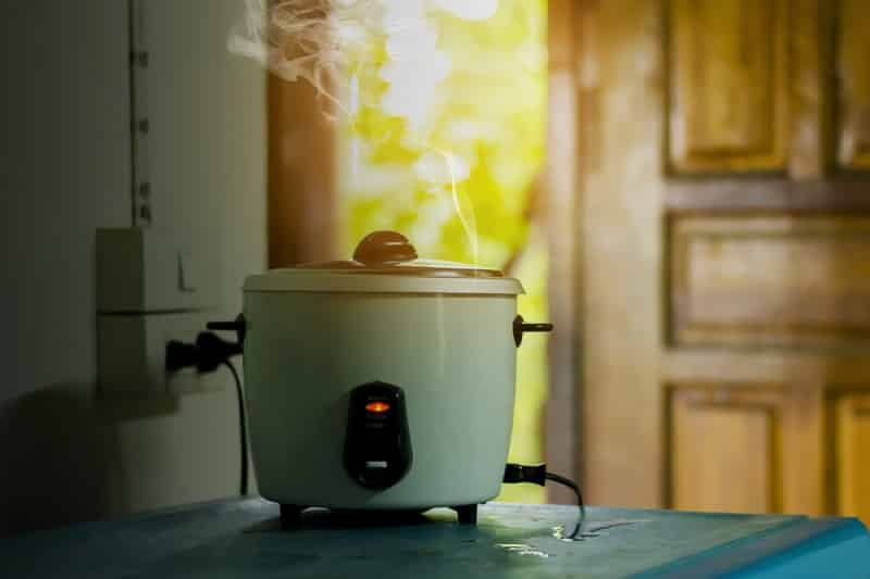 Rice Cooker Keep Warm Temperature