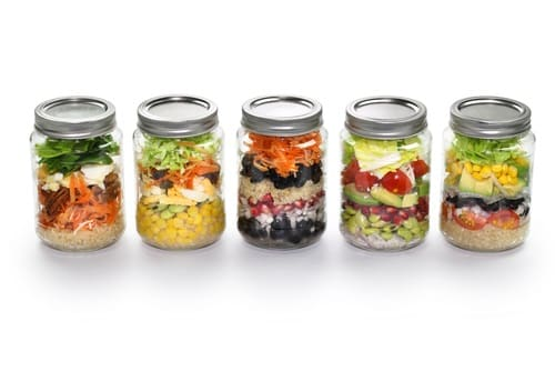 Mason jar lids are made of tin-plated steel