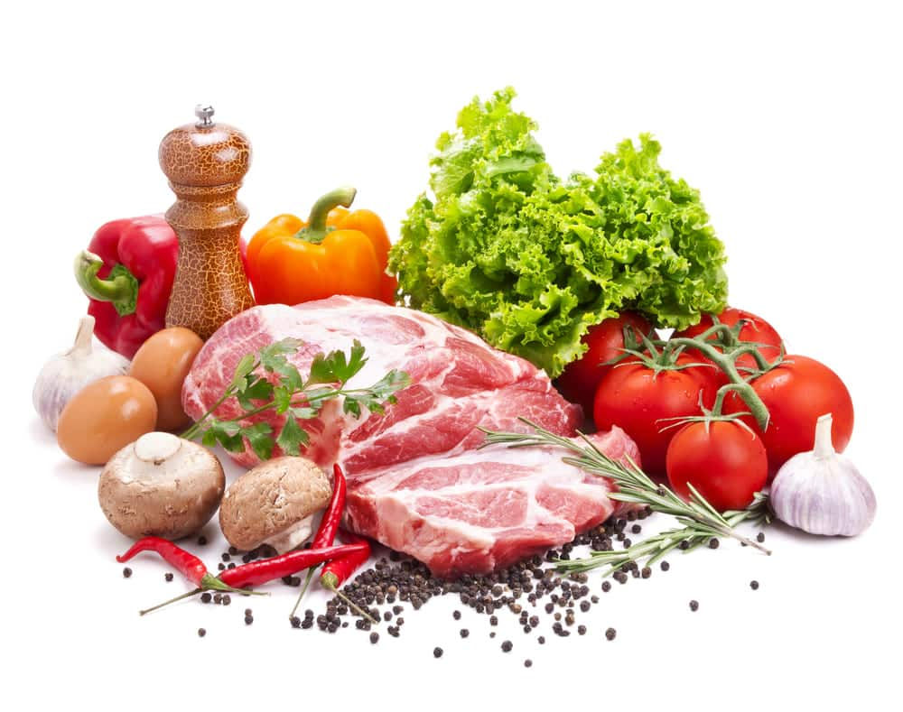 should you cook meat or vegetables first
