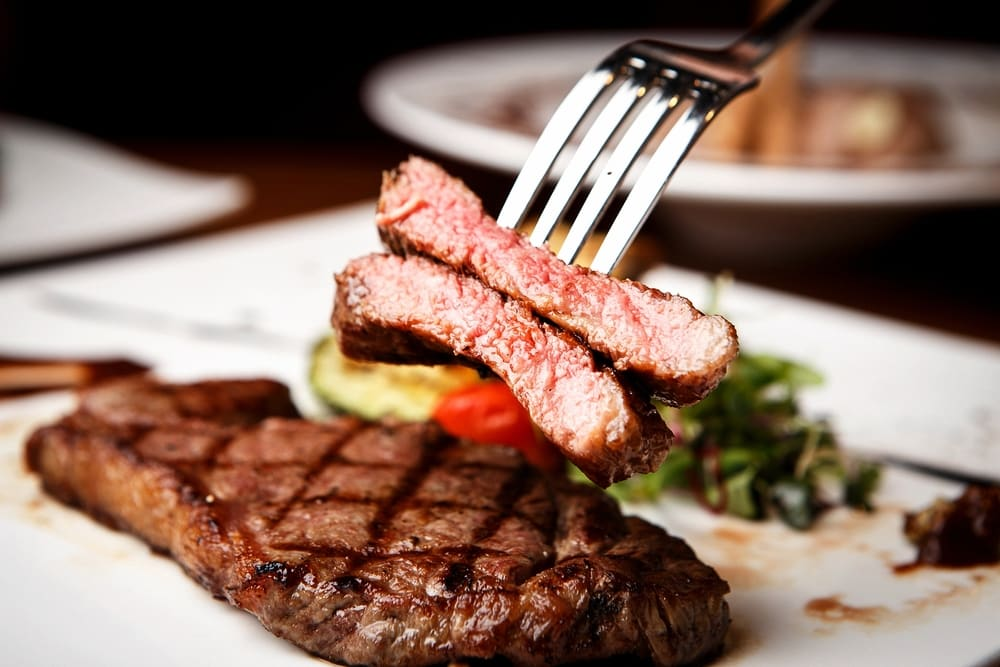 should you pierce steak before marinating