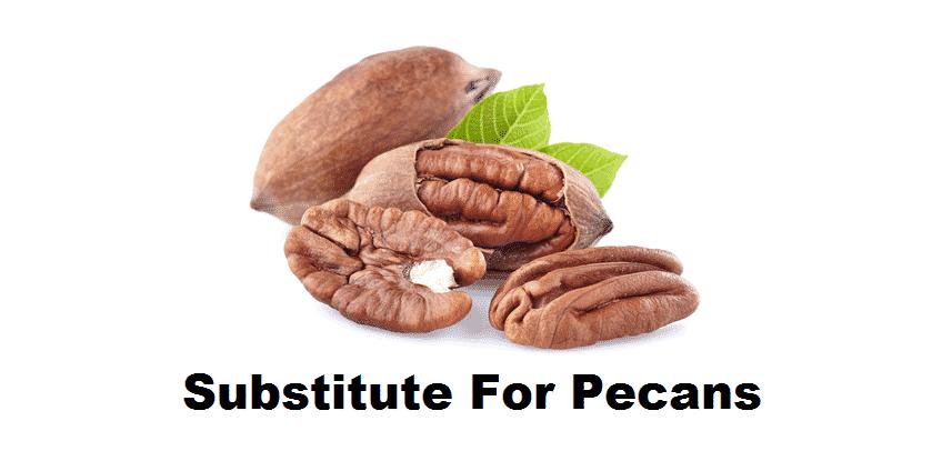 substitute for pecans