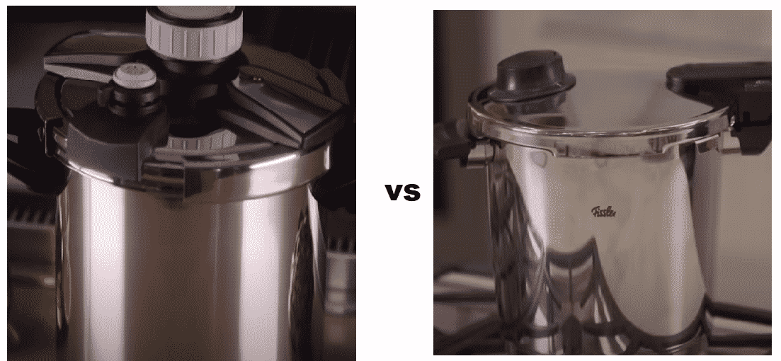 viking vs fissler pressure cooker