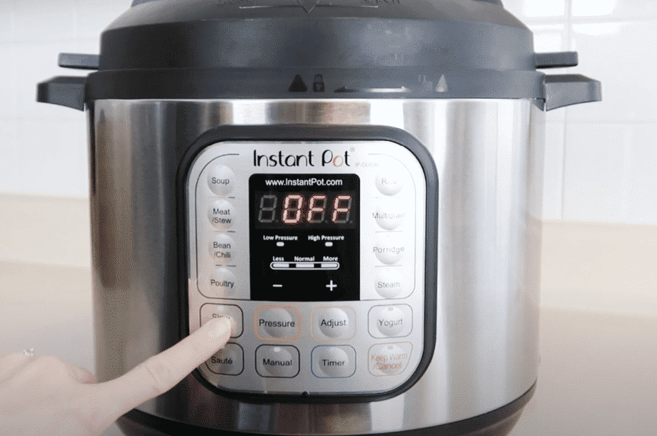 what is low slow cooker setting on instant pot