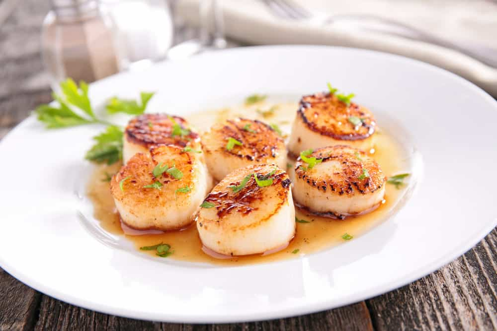 what to do with leftover scallops