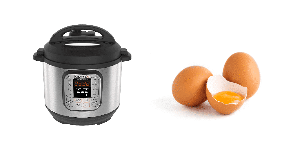 why did my eggs explode in the instant pot