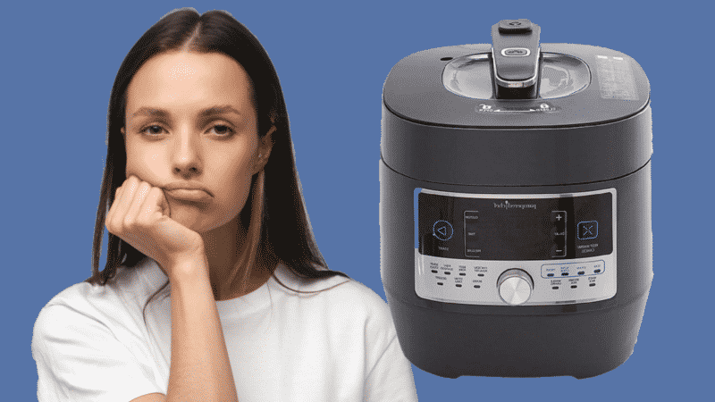 Why Is My Pampered Chef Quick Cooker Not Pressurizing?