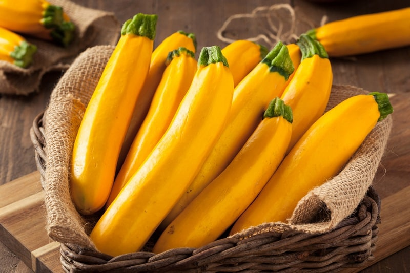Why Is Your Yellow Squash Green Inside?