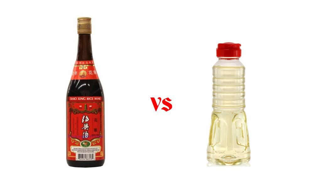 Compare Shaoxing Wine vs Mirin