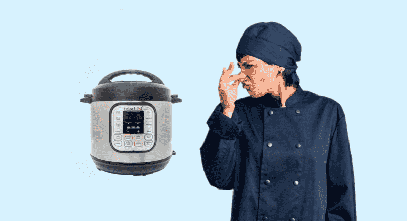 Why Instant Pot Smells Like Burning Plastic