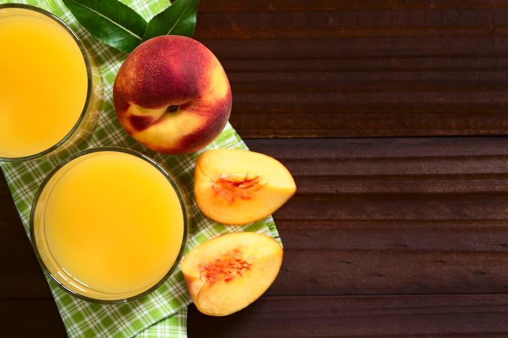 Peach Nectar Or Puree