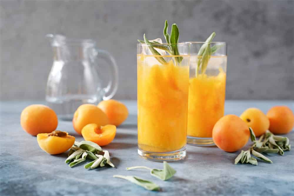 apricot nectar substitute